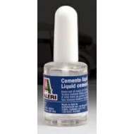 CEMENT none-toxic 15 ml (brush applicator) Tunnflytande lim
