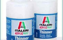 Thinner for Italeri acrylic sets 60 ml