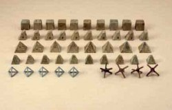 ANTI TANK OBSTACLES 1/72