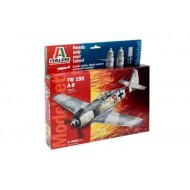 MODEL SET: FOCKE WULF FW-190 A8/F 1/72