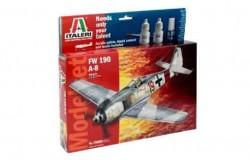 MODEL SET: FOCKE WULF FW-190 A8/F 1/72