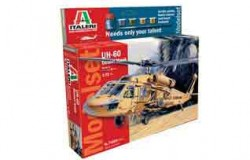 MODEL SET: UH 60 DESERT HAWK 1/72