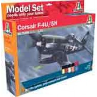 MODEL SET: F4U-5N CORSAIR  1/72