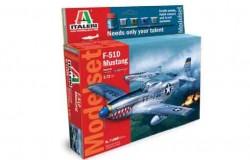 MODEL SET: F-51 D MUSTANG 1/72