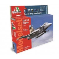 MODEL SET: Jas 39 Gripen 1/72