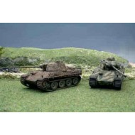 PZ.KPFW.V PANTHER AUSF.2 mod included  1/72 SNAP