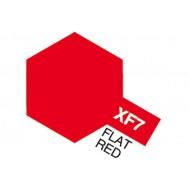 XF-7 Flat Red