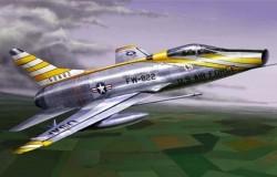 1/72 F-100D Super Sabre