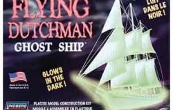 Flying Dutchman Ghost Ship 1/133