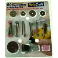 60PC CUTTING & GRINDING SET