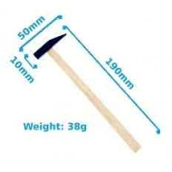 Mini Hobby Hammer - 38 gram