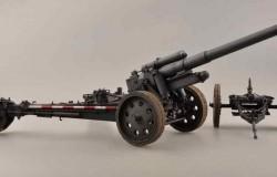 German 15cm sFH 18 Howitzer  1/16