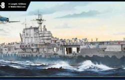 USS Hornet CV-8 1/200