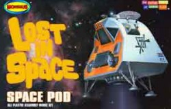 Lost in Space Space Pod 1/24
