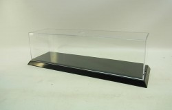 Display Case 364x186x121mm use for 1/18 vehicle,1/35 military