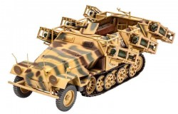 SdKfz 251/1 Ausf B Stuka zu Fu 1/35