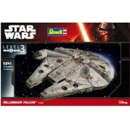 Star Wars Millennium Falcon 1/241 (Glue-kit)
