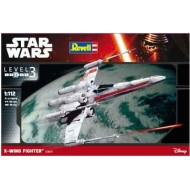 Star Wars X-wing Fighter 1/112 (Glue-kit)