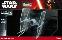 Star Wars TIE Fighter 1/110 (Glue-kit)