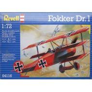 Fokker Dr. 1 Triplane 1/72