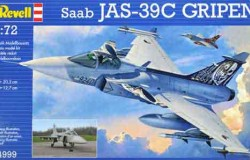 Saab JAS 39C Gripen 1/72