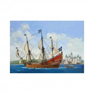Gift-Set Royal Swedish Warship VASA 1/150