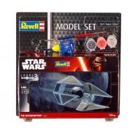 Modell Set Star Wars TIE Interceptor 1/90