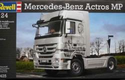 Mercedes-Benz Actros MP3 1/24