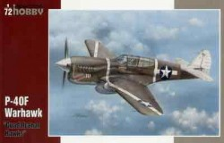 P-40F Warhawk Guadalcanal Hawks  1/72