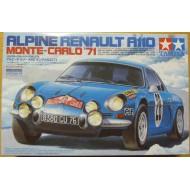Alpine A110 Monte-Carlo 1971 1/24