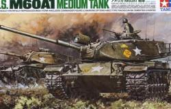 U.S. M60A1 Tank 1/35