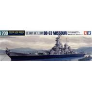 1/700 U.S. Battleship Missouri