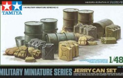 JERRY CANS- 1/48