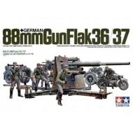German 88 M/M FLAK 1/35