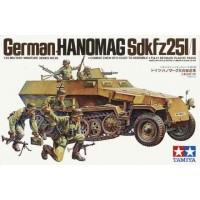 1/35 HANOMAG SDKFZ 251/1