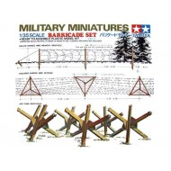 Barbed Wire Fences 1/35