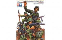 German Assault Troops 1/35