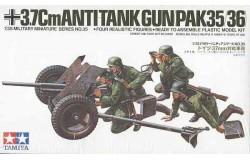37 W/M Anti Tank Gun 1/35