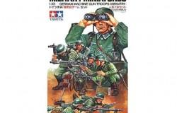 Machine Gun Post 1/35