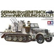 GERMAN SD.KFZ 7/1   - 1/35