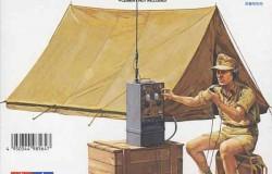 Tent set 1/35