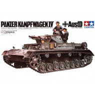 PANZER IV TYPE D  - 1/35