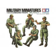 US Armoured Troops 1/35