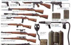 US Infantry Weapons 1/35