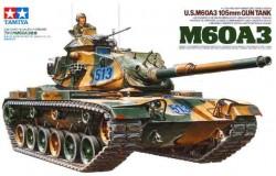 U.S M60A3 Tank 1/35