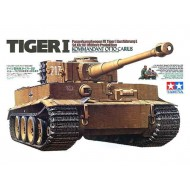 Tiger I Late version 1/35
