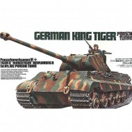 German King Tiger Porsche Turret 1/35