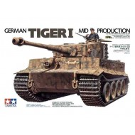 German Tiger I Mid Production 1/35