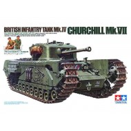 CHURCHILL TANK MKVII 1/35