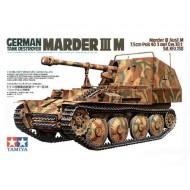 GERM. TANK DEST. MARDER III - 1/35
